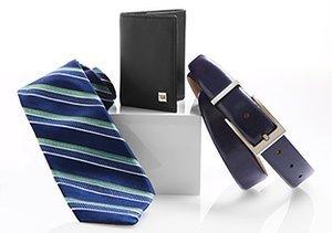 XMI: Belts, Wallets & Ties