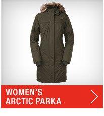 WOMEN'S ARCTIC PARKA