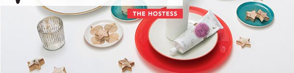 Perfectly Plated: The Hostess