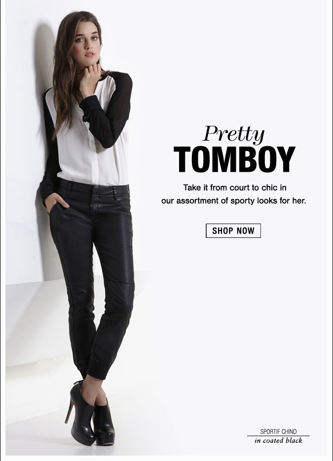 Pretty Tomboy - Shop Now