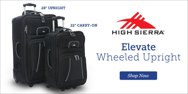 Shop High Sierra Elevate