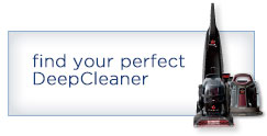 find your perfect DeepCleaner