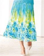 Watercolours Skirt
