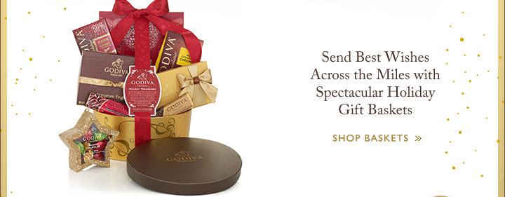 Send Best Wishes Across the Miles with Spectacular Holiday Gift Baskets | Shop Baskets