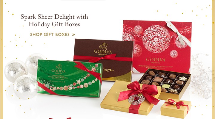 Spark Sheer Delight With Holiday Gift Boxes | Shop Gift Boxes