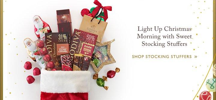 Light Up Christmas Morning with Sweet Stocking Stuffers | Shop Stocking Stuffers