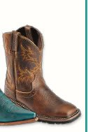 All Kids Justin Boots on Sale