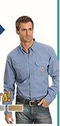 Carharrt FR Work Shirt