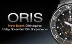 Oris Watch Sale