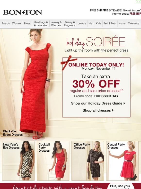 b0cd006fe48 Bonton  Take an extra 30% off dresses and shapewear online
