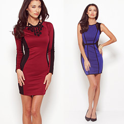 Sexy Night Out Dresses: Body-Con Dresses