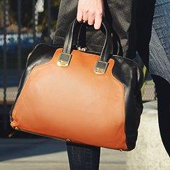 For the Jetsetter: Handbags