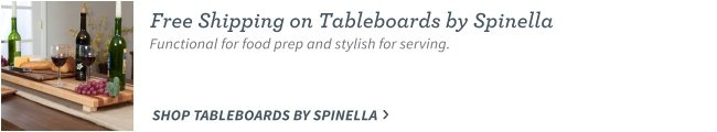 Tableboards by Spinella