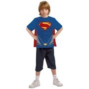 Superman Top and Cape