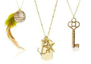 So Charming: Necklaces & Bracelets