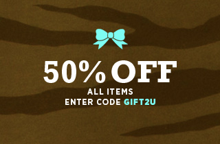 Click to shop for 50% off gear!