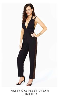 Nasty Gal - Fever Dream Jumpsuit