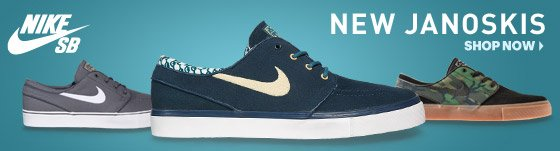 New Janoskis for November