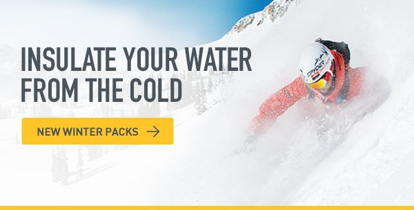 Insulate Your Water From the Cold