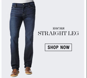 Mens Staright Leg - Shop Now