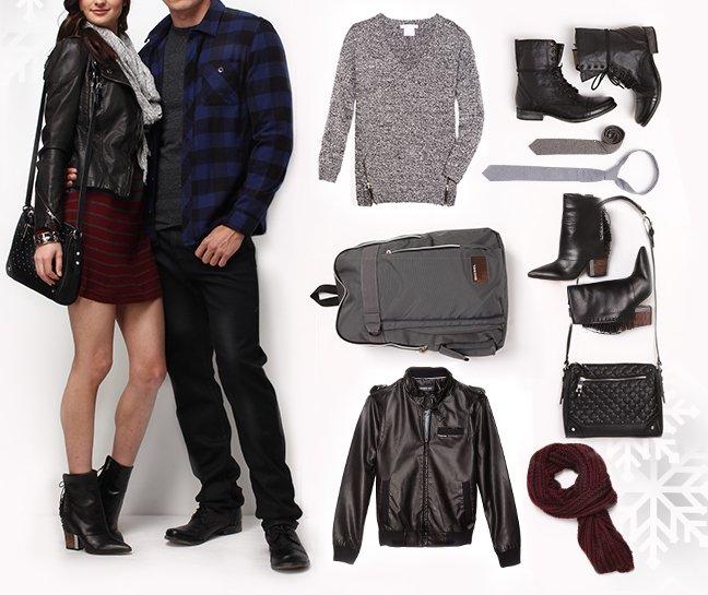 Shop Fashion Essentials