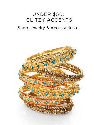 Under $50: Glitzy Accents