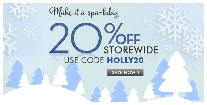 20% off Storewide use code HOLLY20 — Save Now »