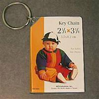 Adorama - MCS Clear Lucite Photo Key Chain, for 2.25 X 3.25 Photos. (Pack Of 24)