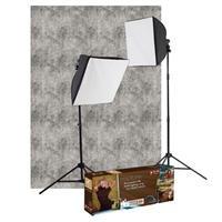 Adorama - Westcott uLite 2-Light Kit with FREE Backdrop PLUS Scenic Backdrop Rental Coupon