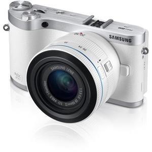 Adorama - Samsung NX300 Mirrorless Digital Cameras & Kits with 20-50mm F/3.5-5.6 ED II Lens