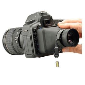 Adorama - Hoodman Compact HoodLoupe Optical Viewfinder