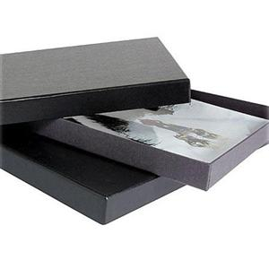 Adorama - Archival Methods Print Lux Box, 12.5x12.5x1-1/8