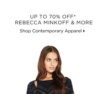 Up To 70% Off* Rebecca Minkoff & More