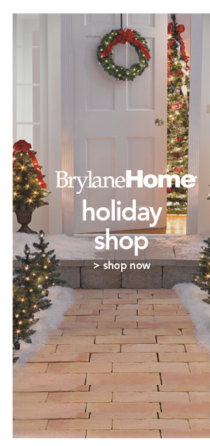 Shop BrylaneHome Holiday Shop