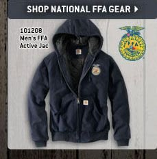 Click Here To Shop Made In The USA National FFA Gear