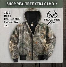 Click Here To Shop Made In The USA Realtree Xtra Styles