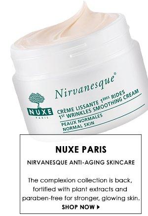 Nirvanesque Anti-Aging Skincare