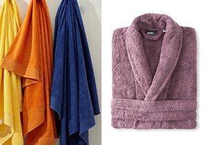 Fun & Colorful: Bath Accessories