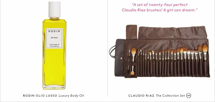 Beauty expert and blogger Aimee Blaut picks her perfect holiday beauty finds.