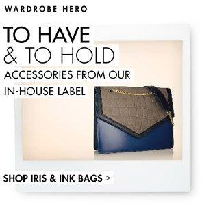 IRIS & INK BAGS