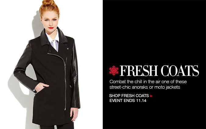 Shop Street Chic Coats for Women