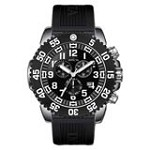 Invicta 12530 Men's Pro Diver Black Dial Rubber Strap Luminary Chronograph Watch