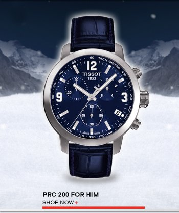 PRC 200 For Him. Shop Now