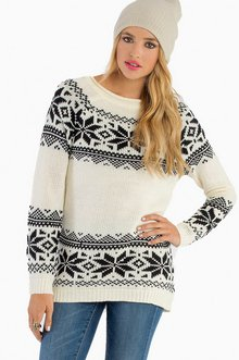 FRANCHESCA KNIT SWEATER 40