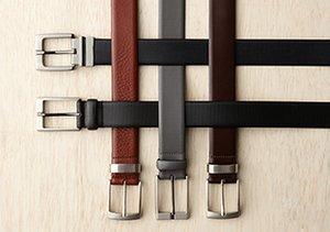 Timeless Classics: Belts