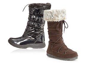 Après-ski: Shoes & Boots