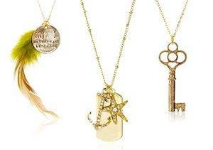 So Charming: Necklaces & Bracelets