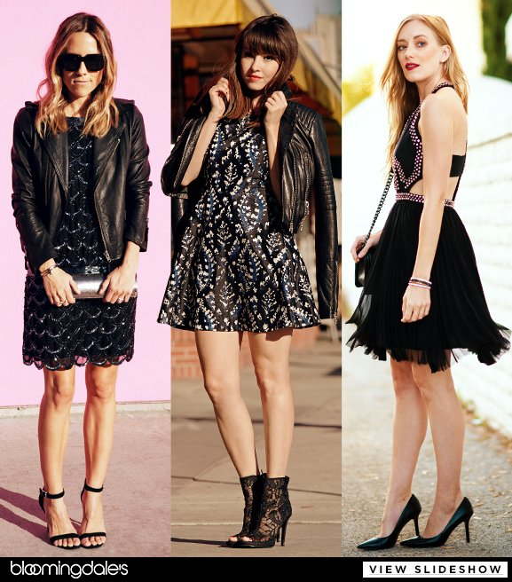 See How 3 Top Fashion Bloggers Styled Party-Perfect Looks For The Holidays—Dedicated Email
