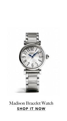 madison bracelet watch