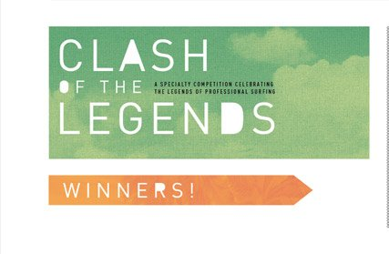 Clash of the Legends Winner Announcement